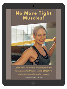 No More Tight Muscles Book Cover